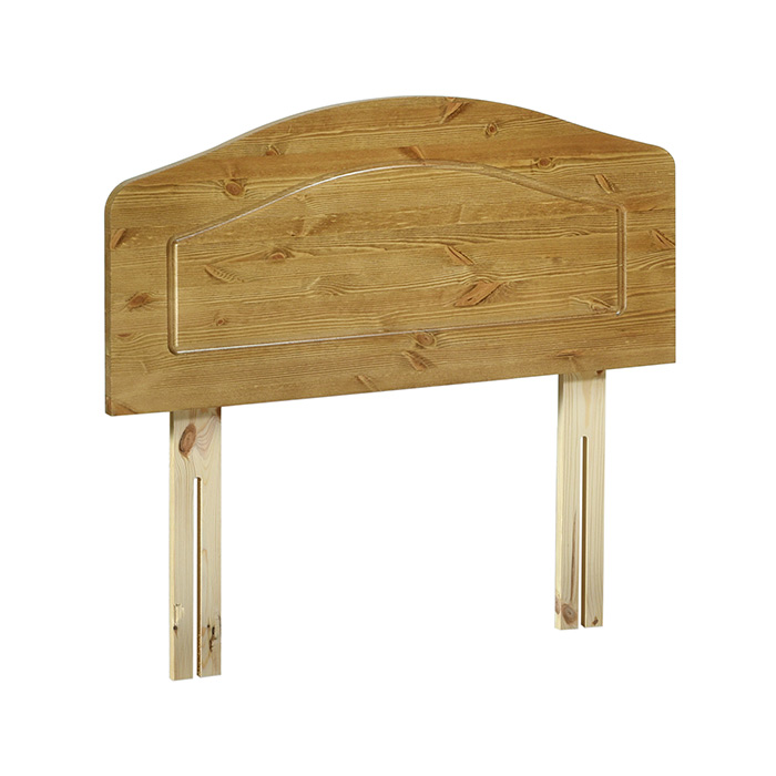 Single Bed Pine Headboard Countryside Pine And Oak