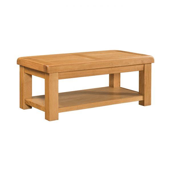 Clovelly Oak - Coffee Table