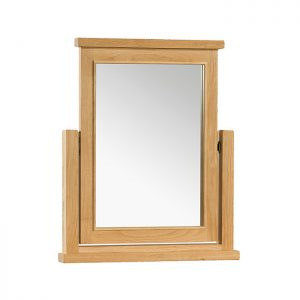 Siena Oak - Dressing Table Mirror