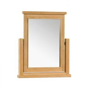 Siena Oak - Dressing Table Mirror