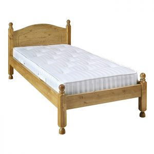 Torridge Pine - Single Pine Bed