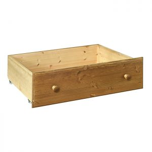 Under Bed Pine Drawer