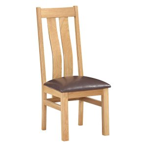 Arizona Dining Chair - Oak