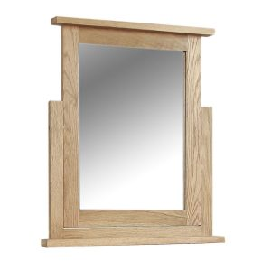 Somerset Oak - Dressing Table Mirror
