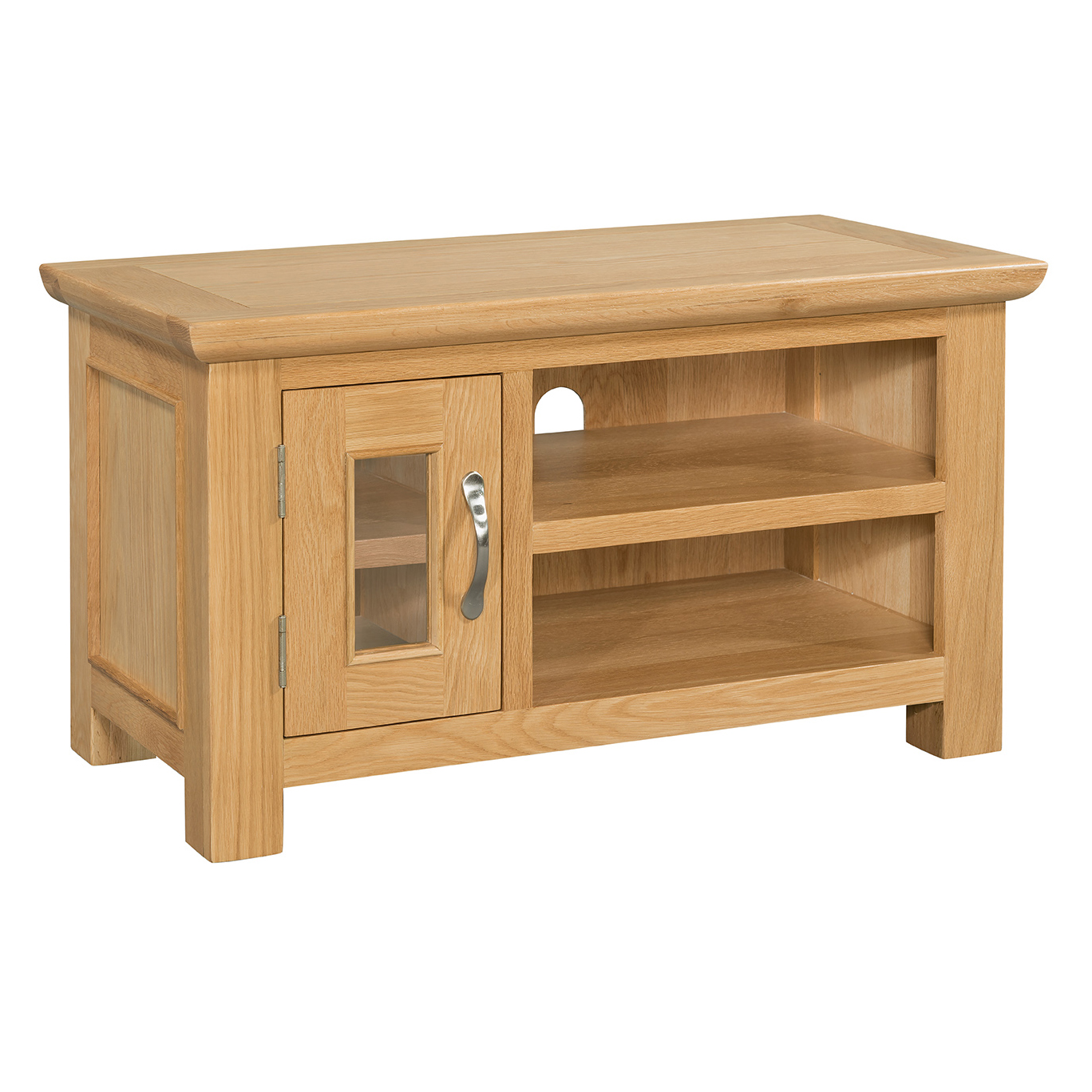 Small Tv Unit Countryside Pine And Oak
