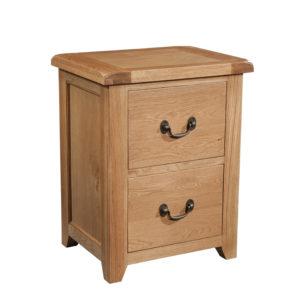 SOM081 2 Drawer Filing Cabinet