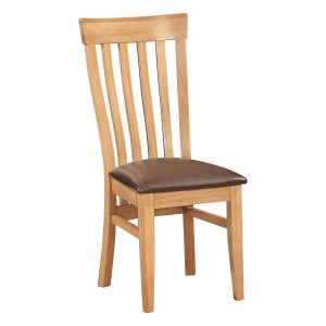 Toulouse Dining Chair - Oak