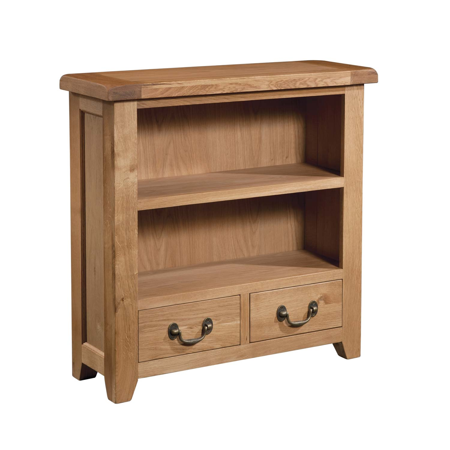 Small Bookcase Countryside Pine And Oak