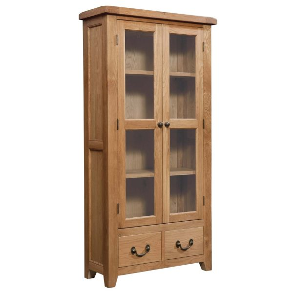 Display Cabinet - Somerset Oak