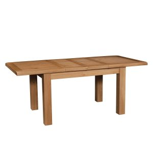 Large Dinning Table with Two Extensions