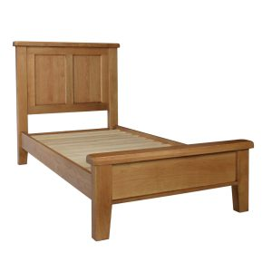 Single 3' Bed - Somerset Oak