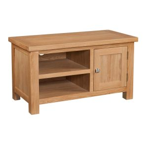 Standard Tv Unit - Oak