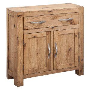 Como Oak Compact Sideboard