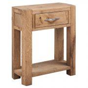 Como Oak Small Table