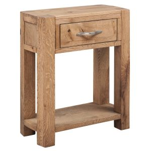 Como Oak Small Table