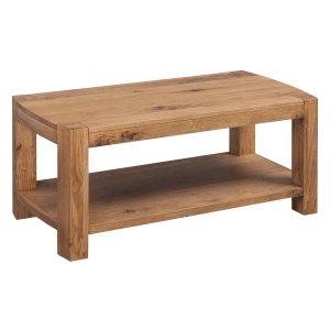 Como Oak Small Coffee Table