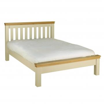 LH25 Lundy Double Low Foot End Bed