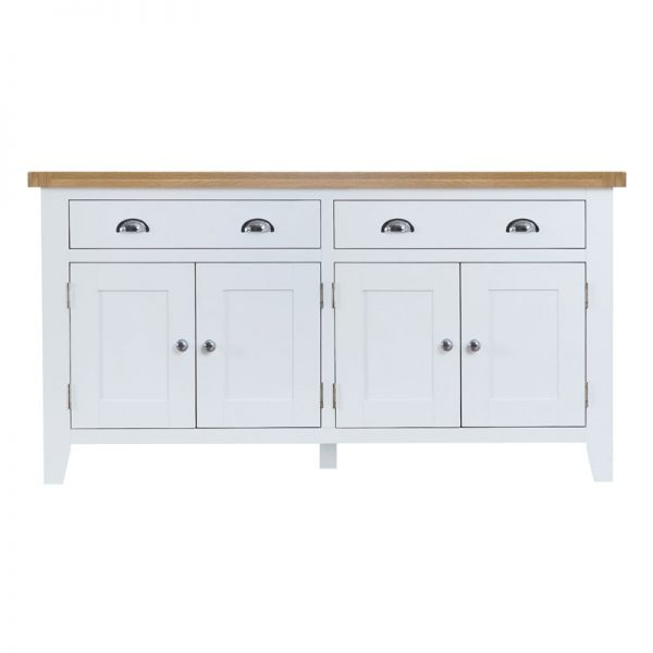 4 Door 2 Drawer Sideboard