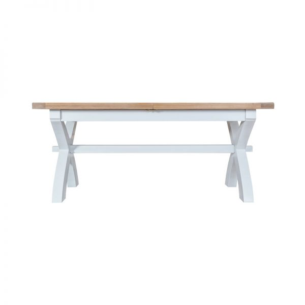 SMALL CROSS LEG EXTENDING TABLE