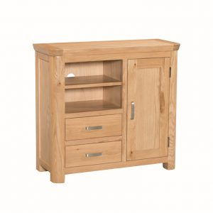Treviso Oak Media Unit