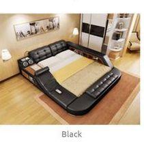 Bed Black