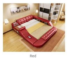 Beds Red